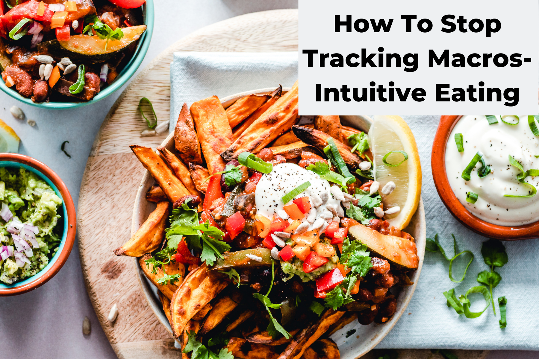 How to Stop Tracking Macros